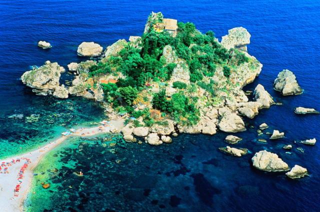 Фото острова сицилия