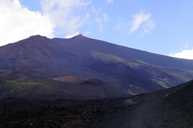 Путешествие по Италии: вулкан Этна