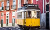 Знаменитые трамваи Лиссабона