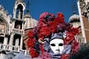 Венецианский карнавал - маски-шоу.  Праздники и фестивали Европы.