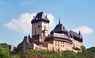 Средневековые замки Чехии