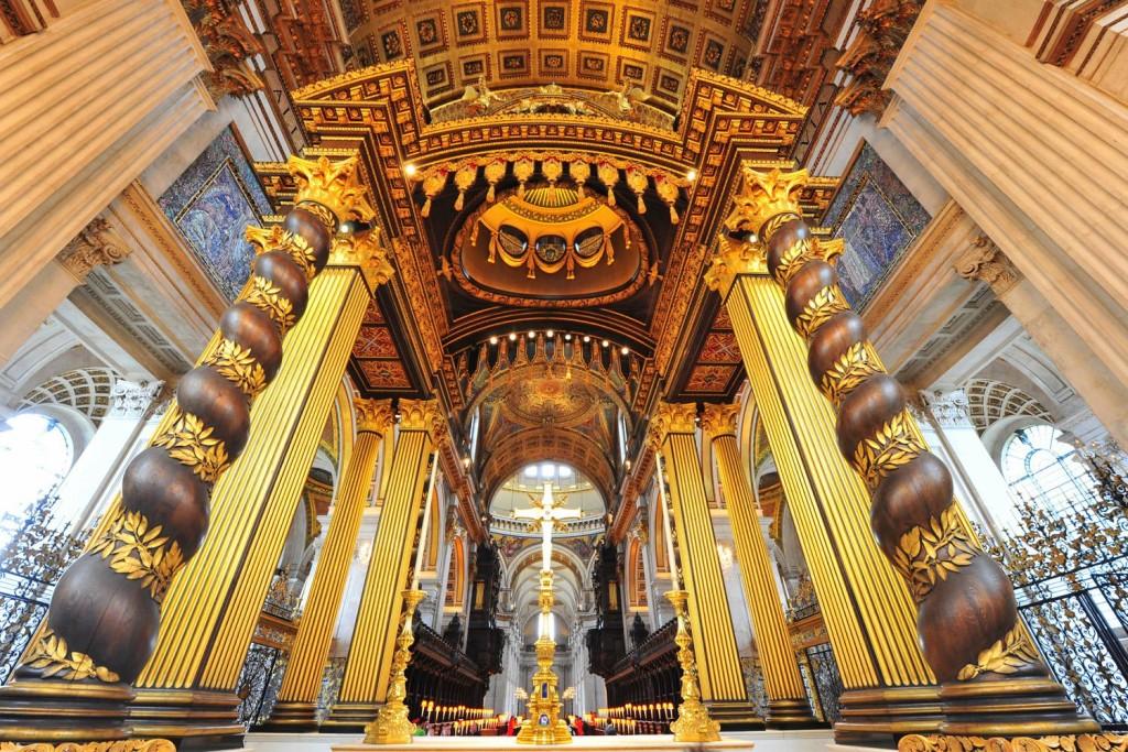 Достопримечательности Лондона: собор Святого Павла