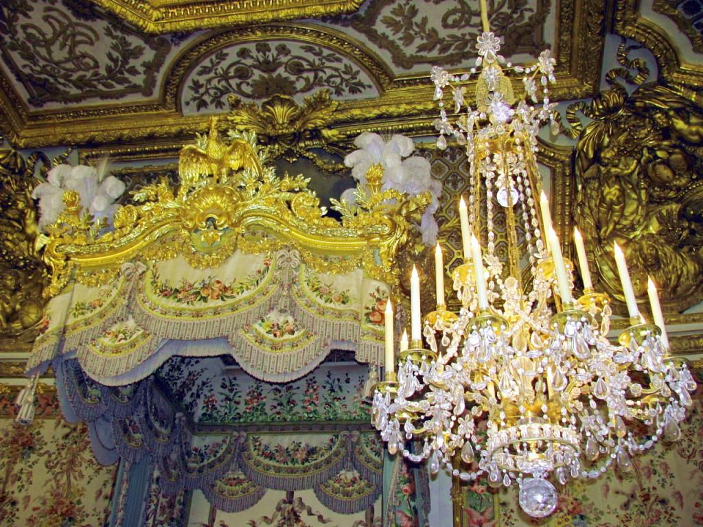 Внутреннее убранство Версаля