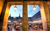 Площади Мадрида (Испания)