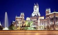 Площадь Сибелес – первая красавица Мадрида (Испания)