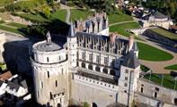 Замок Амбуаз ФОТО (Франция)
