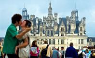 Замок Шамбор ФОТО (Франция)