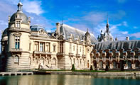 Замок Шантийи ФОТО (Франция)