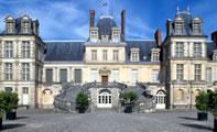 Дворец Фонтенбло ФОТО (Франция)