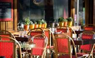 Парижские кафе ФОТО