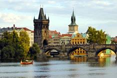 Автобусные туры в Чехию