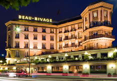 Отель Beau Rivage (Женева)