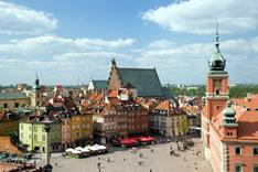 Отдых в Варшаве