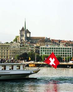 Путешествие в Женеву