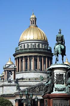 Автобусные туры в Санкт-Петербург