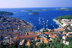 Остров Хвар (Хорватия)