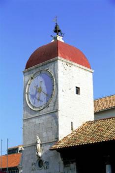 Город Трогир (Хорватия)