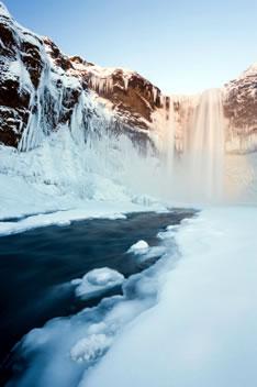 Отдых в Исландии зимой