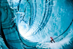 Зимний отдых в Исландии