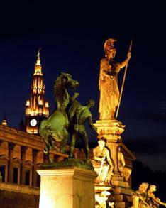 Вена - туры в Австрию