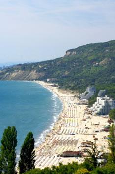 Албена - отдых в Болгарии
