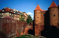 Варшава - столица Польши