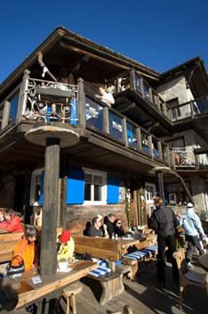 Церматт - отдых в Швейцарии