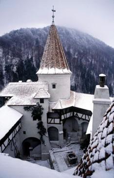 Замок Бран (Румыния)