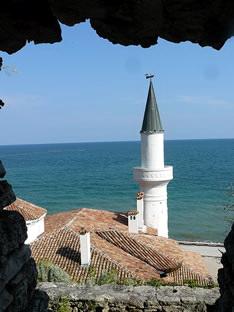 Дворец Марии (Балчик, Болгария)