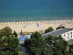 Отдых в Болгарии - курорт Албена