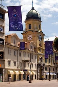 Город Риека (Хорватия)