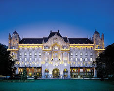 Отель Four Seasons Gresham Palace 5* (Будапешт)