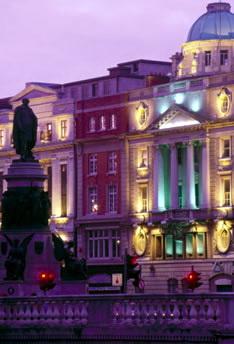 Дублин - столица Ирландии