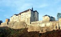 Замок Штернберг в Чехии