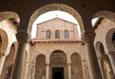 Евфразиева базилика (Пореч, Хорватия)