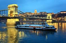 Прогулка по Дунаю на кораблике (Будапешт)