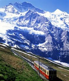 Регион Юнгфрау (Швейцария)