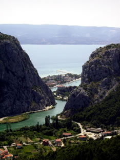 Курорт Омиш (Хорватия)