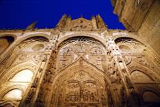 Город Саламанка (Испания)