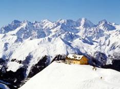 Горнолыжный курорт Вербье (Швейцария)