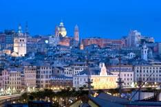 Город Генуя (Италия)