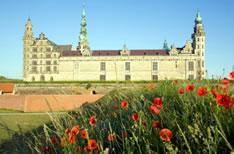 Замок Гамлета в Дании
