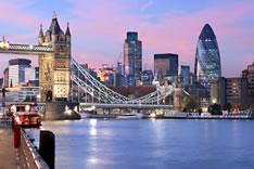 5 лучших панорамных видов на Лондон