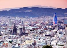 Город Барселона, Испания