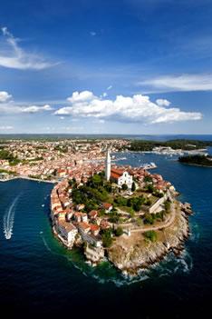 Полуостров Истрия (Хорватия)