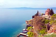 Охридское озеро (Македония)