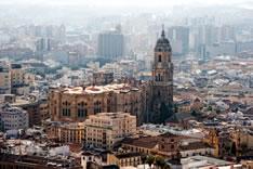 Город Малага, Андалусия, Испания