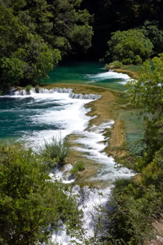 Национальный парк Крк, Средняя Далмация (Хорватия)