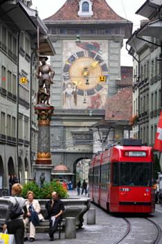 Берн – столица Швейцарии