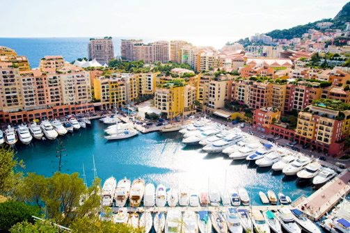 фото Монако